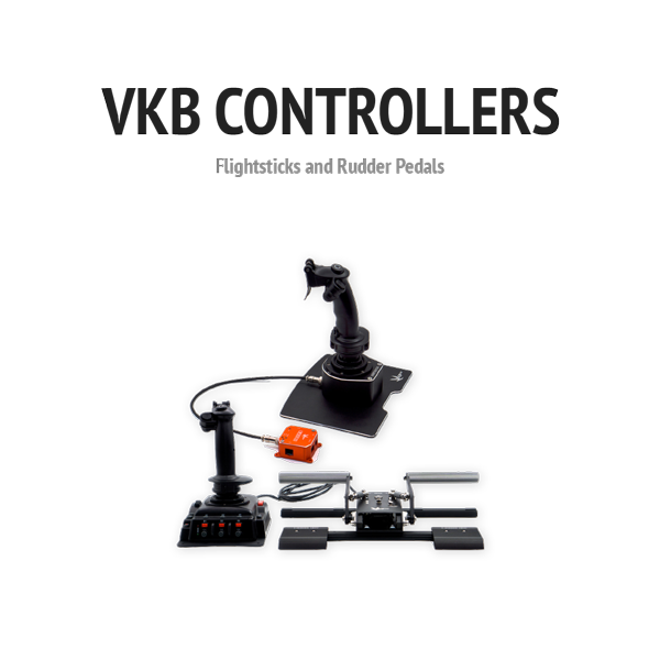 VKB Controllers